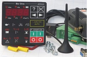 GSM Based Genset Controller Manufacturers Be1