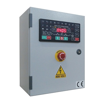 Automatic Transfer Switch Panel  Commercial Applications