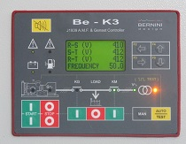 Genset Controller Manufacturers BEK3