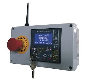 Genset Controllers Be124 GSM Panel