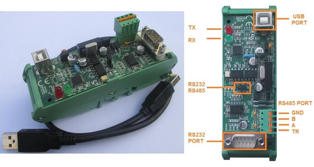 MODBUS generator remote monitoring system