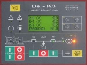 BeK3 Generator Control Systemes