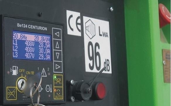 Be124 Generator Auto Start Controller