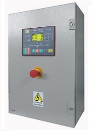 Generator Control Panel Industrial Applications