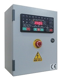 Generator Control Panel Light Industrial Applications