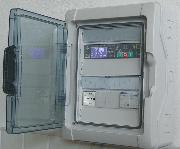Generator Control Panel Manufacturers – genset controller