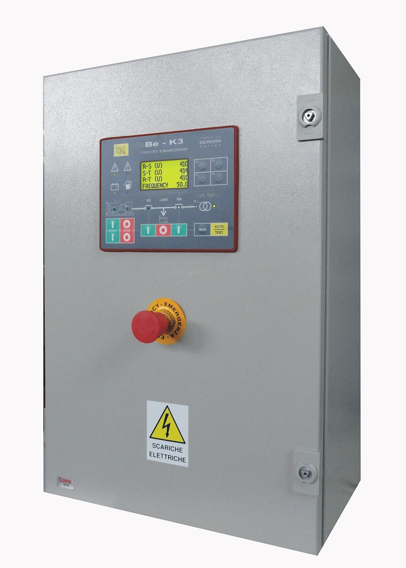 auto mains failure control panel ndash genset controller
