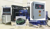 Telecontrollo MODBUS di quadri automatici per gruppi elettrogeni