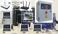 Telecontrollo TCP-IP di quadri automatici per gruppi elettrogeni
