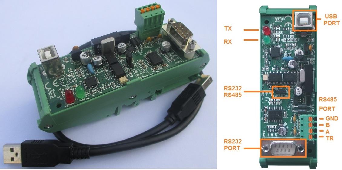 MODBUS generator monitoring system