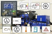 Centralina per gruppo elettrogeno u2013 generator controller manufacturers