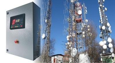 quadri per gruppi elettrogeni uso telecom BTS
