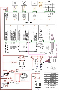 NFPA20 EN 12845 fire fighting wiring diagram nfpa 20 fire fighting controller genset controller fire pump controller wiring diagram at gsmx.co