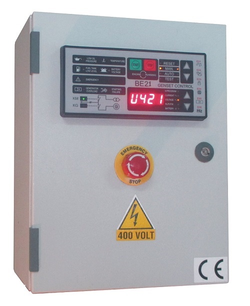 BE21 AMF Genset control panel price