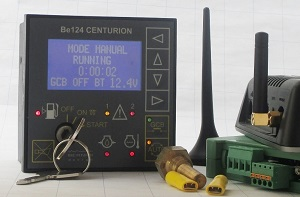 GSM Based Generator Control Unit