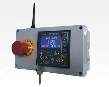 GSM generator remote monitoring system Be124