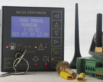 wireless genset controller