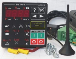 GSM BASED GENERATOR MONITORING SYSTEM KIT