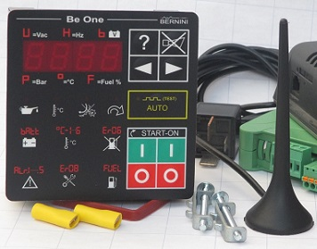 GSM generator remote monitoring system Kit