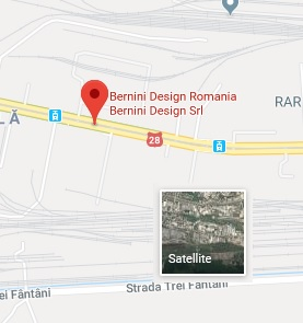 bernini design romania headquarter
