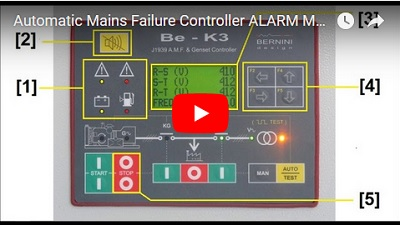 alarm monitoring video link