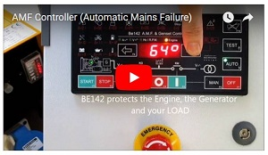 AUTOMATIC MAINS FAILURE PANEL TUTORIAL