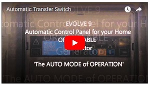 AUTOMATIC TRANSFER SWITCH FOR YOUR HOUSE TUTORIAL
