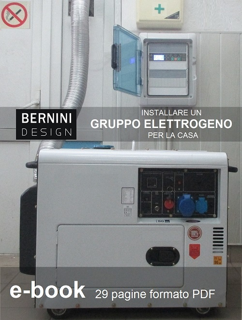 Quadri elettrici gruppi elettrogeni Be142