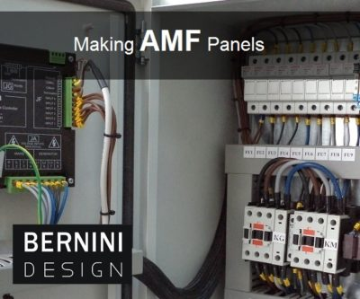 How to make automatic transfer switch panels