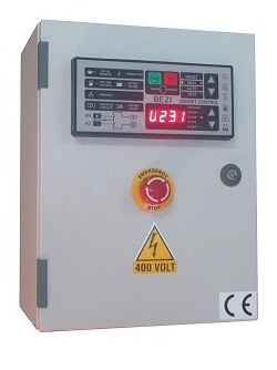 Pramac compatible 10KW ATS Panel